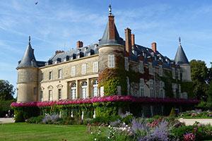 Châteaux et activit&ecute;s culturelles dans les Yvelines